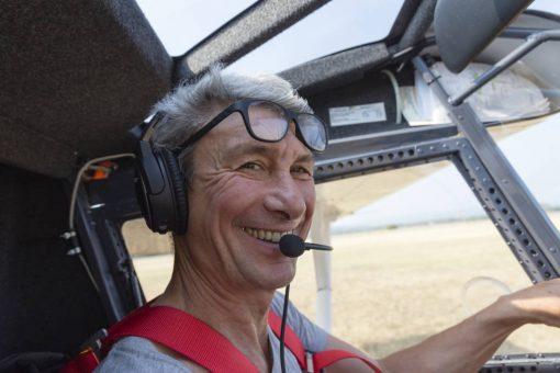 ULM Avion ultra Léger - Pascal Poillon