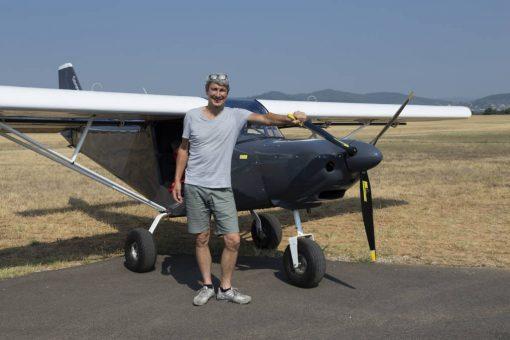 ULM Avion ultra Léger - Ailes Varoises